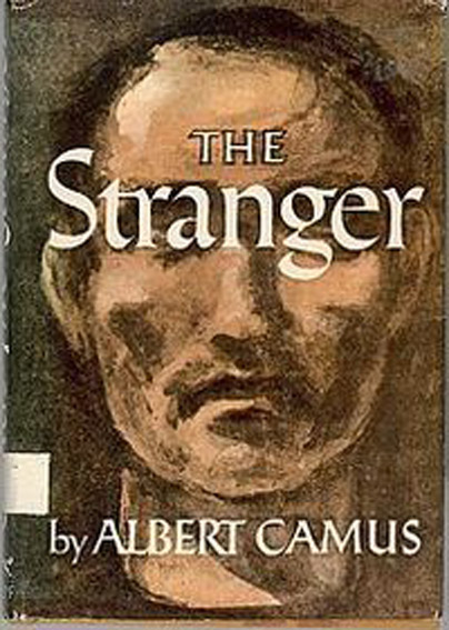 Albert-CAMUS-The Stranger