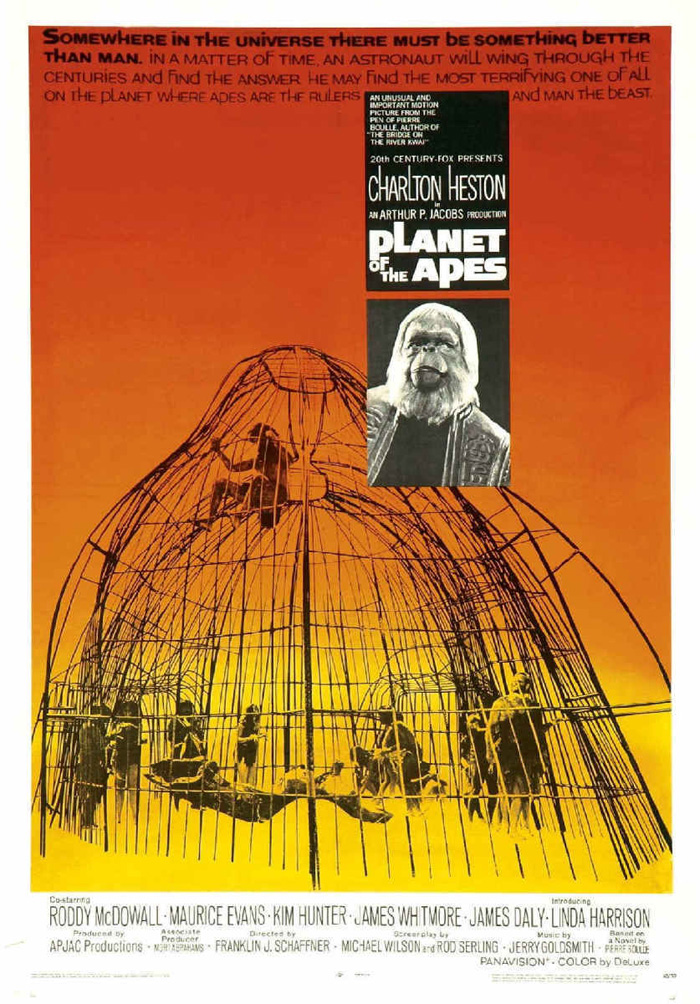 EL Planet of the Apes - 1968 C2