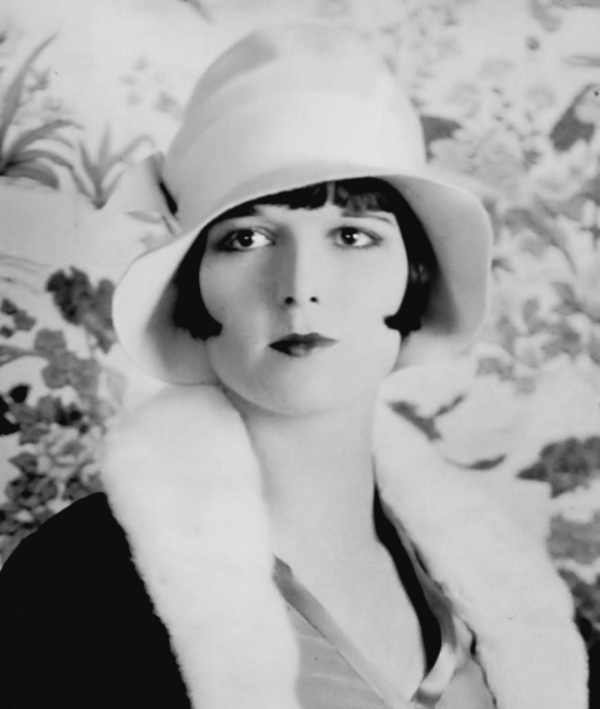 Louise Brooks Cloche hat