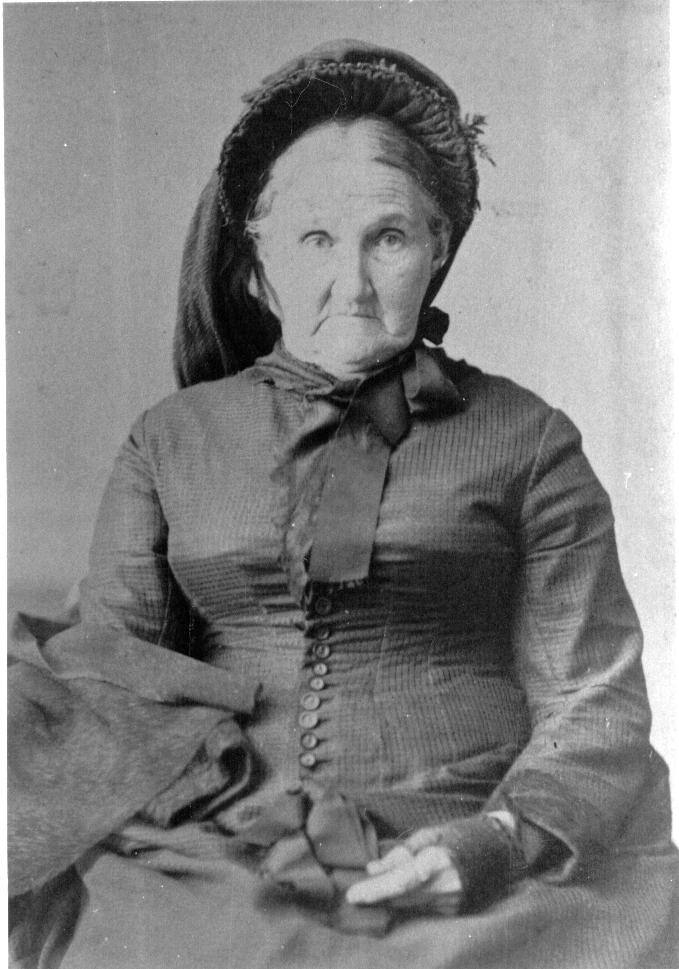 Zerelda James, mother of Jesse