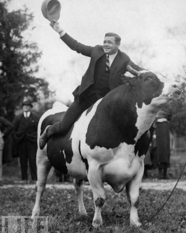 Babe Ruth 10