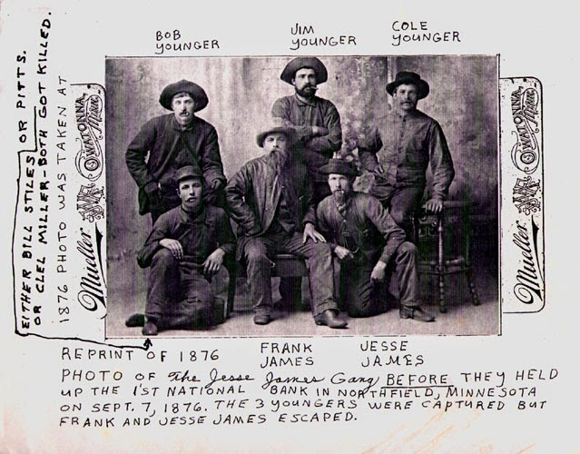 25 Little Known Facts About The Outlaw Jesse James