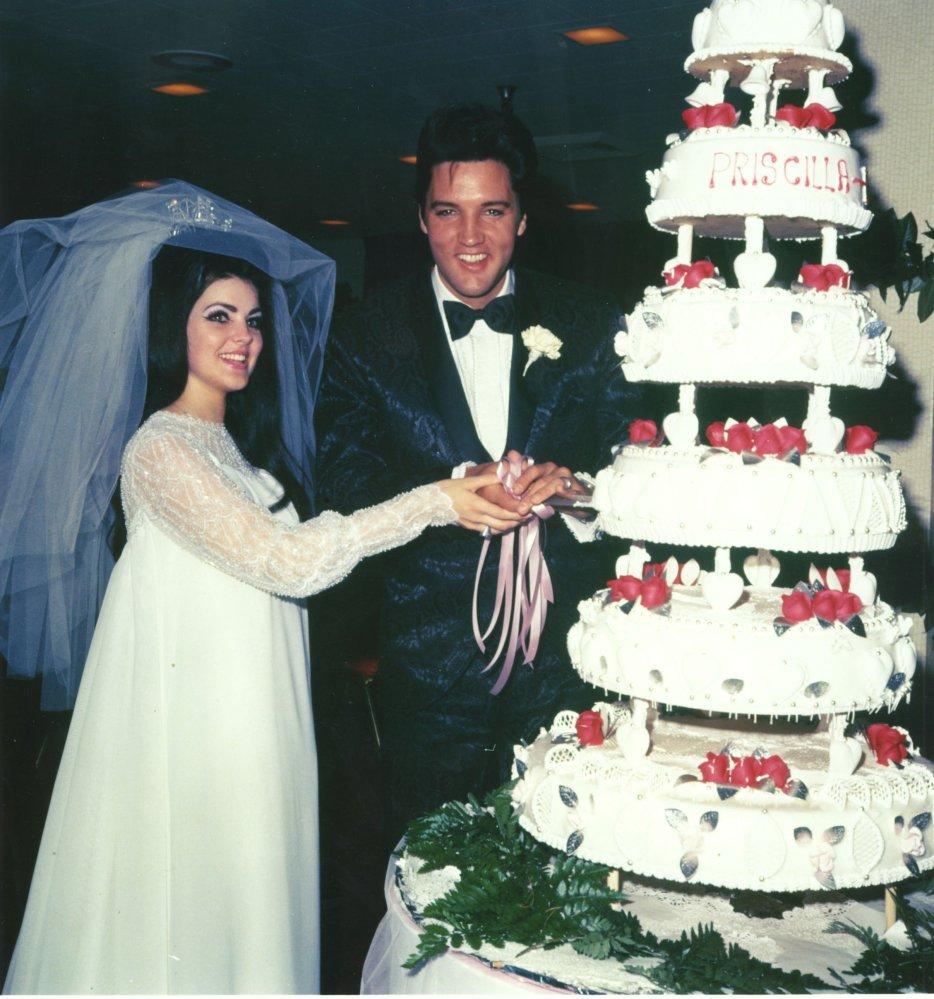 Presley wedding