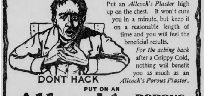 Sick tricks: 10 Victorian ways to cure a cold (or not)