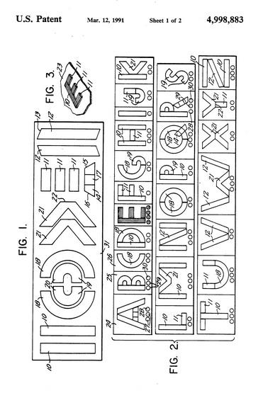 Brinkley patent