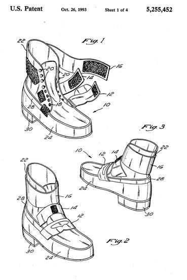 Jackson patent