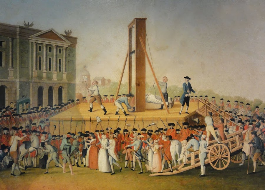 Off With Their Heads 5 French Revolution Executions That Changed