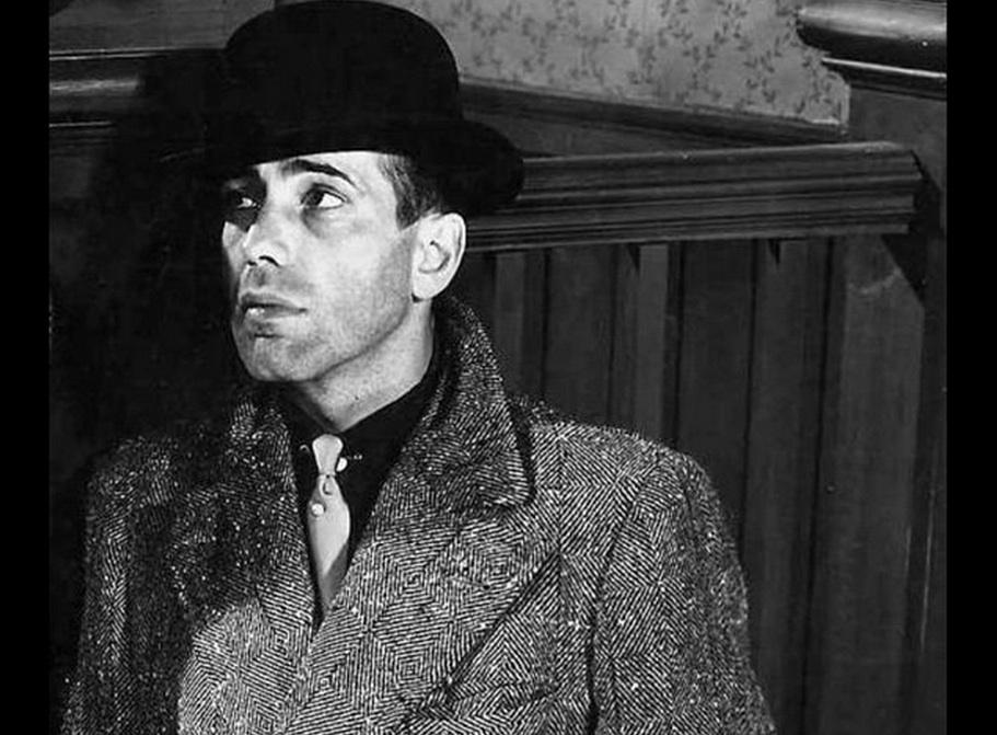 Humphrey Bogart as Rocks Valentine