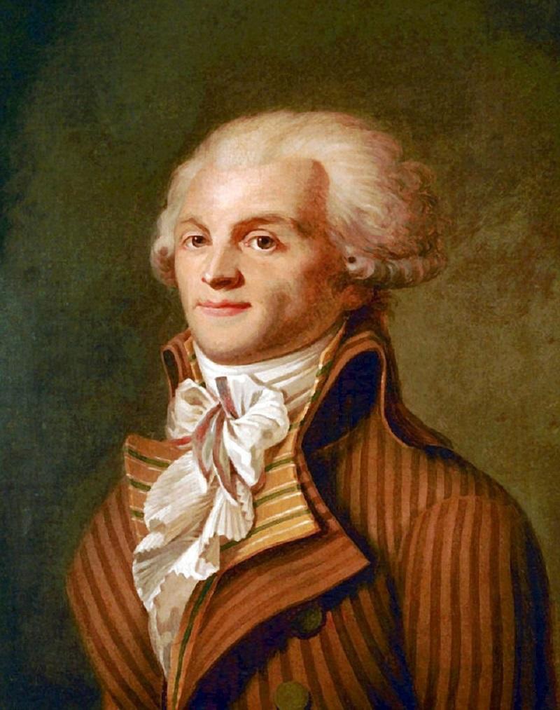 M Robespierre