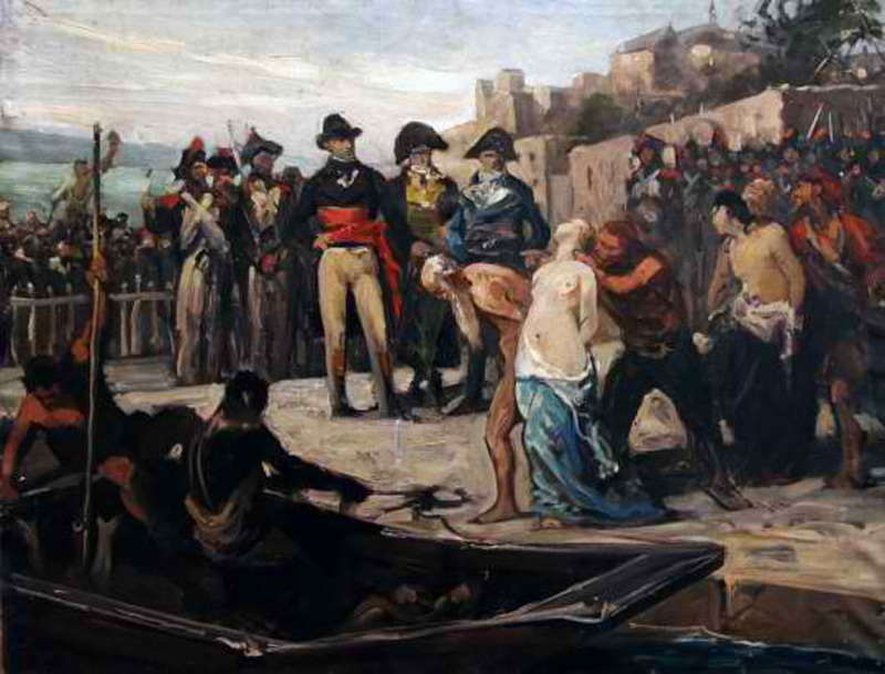 Nantes drownings