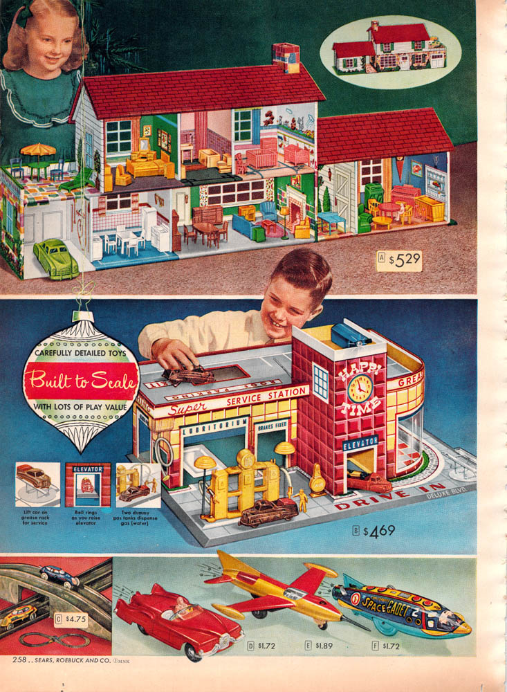 Christmas Toy Catalogs By Mail.Toy Joy 50 Years Of Toys From The Sears Wish Book Whizzpast
