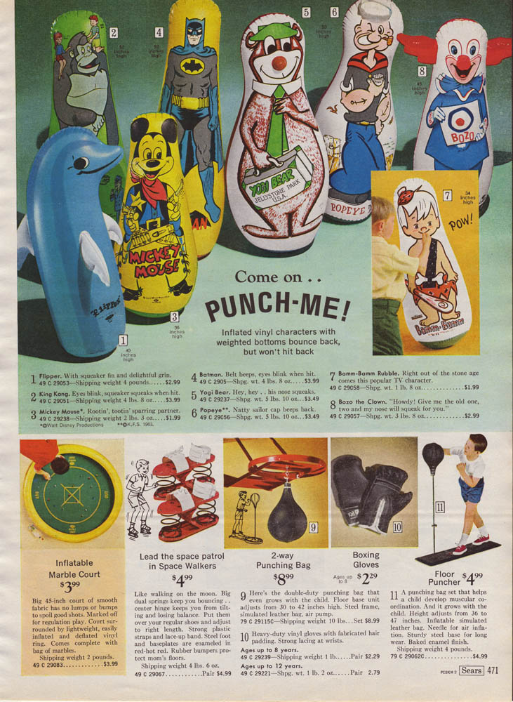 Sears Christmas Catalog.Toy Joy 50 Years Of Toys From The Sears Wish Book Whizzpast