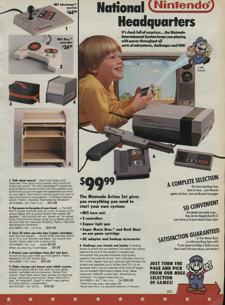 1988sears - Sears Christmas Catalog