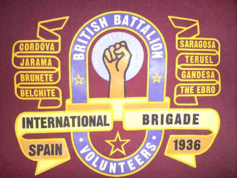 British Battalion, Spanish Civil War