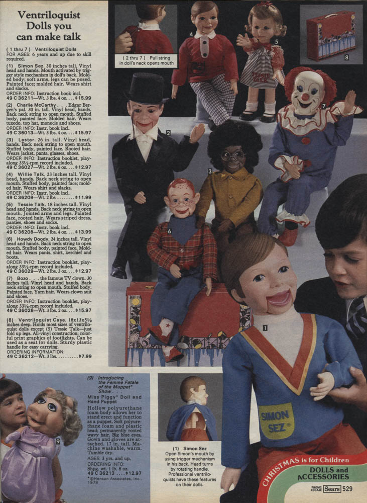 1979 sears - Sears Christmas Catalog