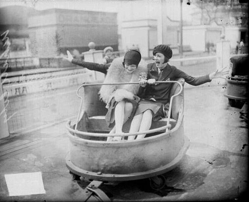 1920s amusement park