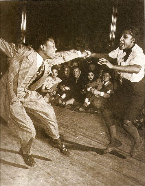 Lindy Hoppers (1939) At the Savoy Ballroom in Harlem, New York
