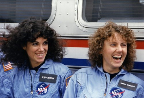 judith resnik and christa mcauliffe