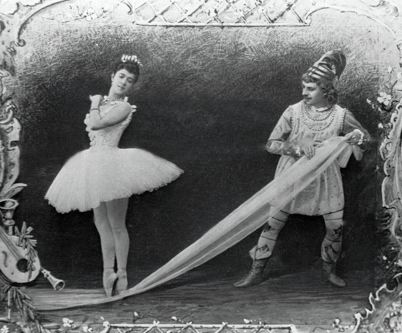 Nutcracker ballet, 1892