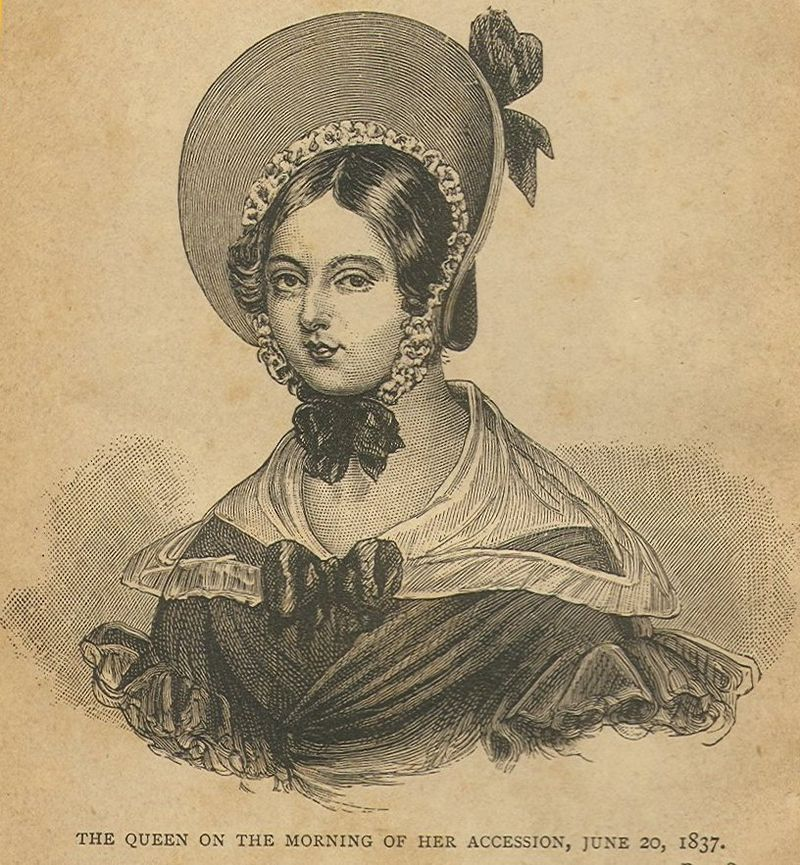 Queen Victoria, 1837