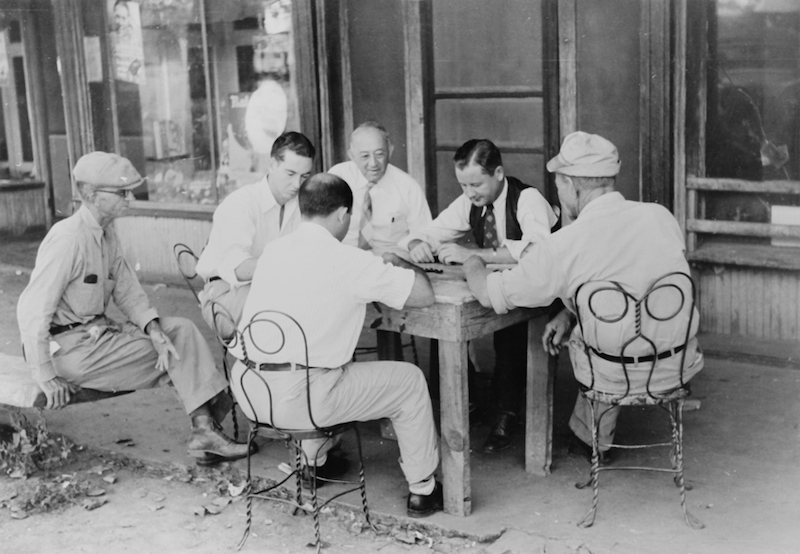 Mississippi poker players